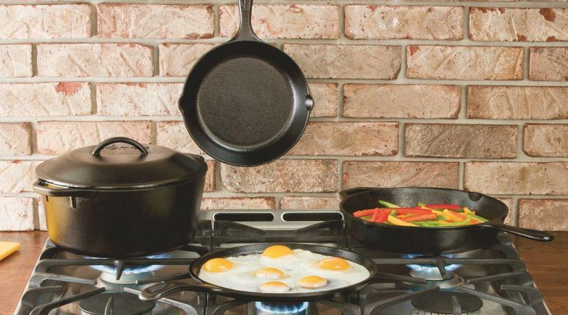 LODGE(ロッジ)ダッチオーブンの形状・種類・ラインナップ