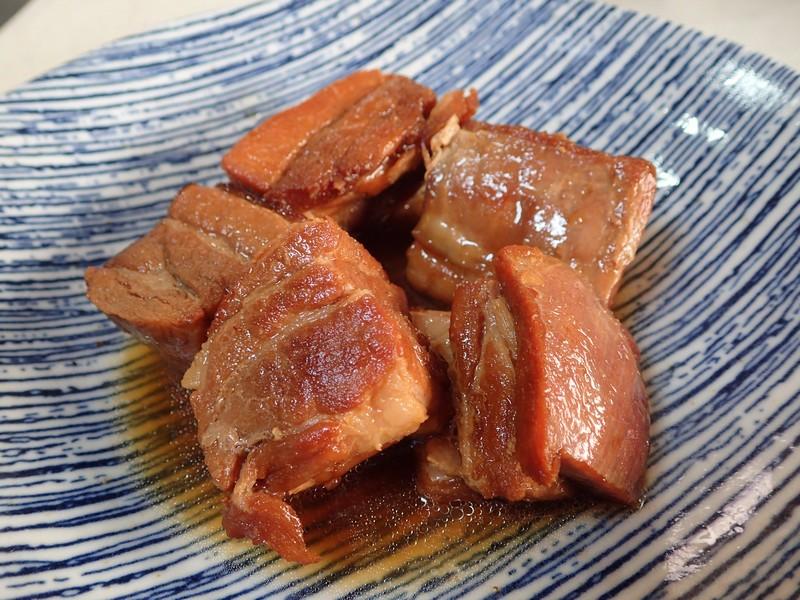 【豚の角煮】ダッチオーブンで本格的(バラ肉脂抜)角煮を作る