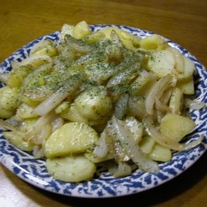 ポテトリヨネーズ