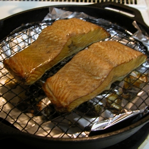 塩鮭スモーク